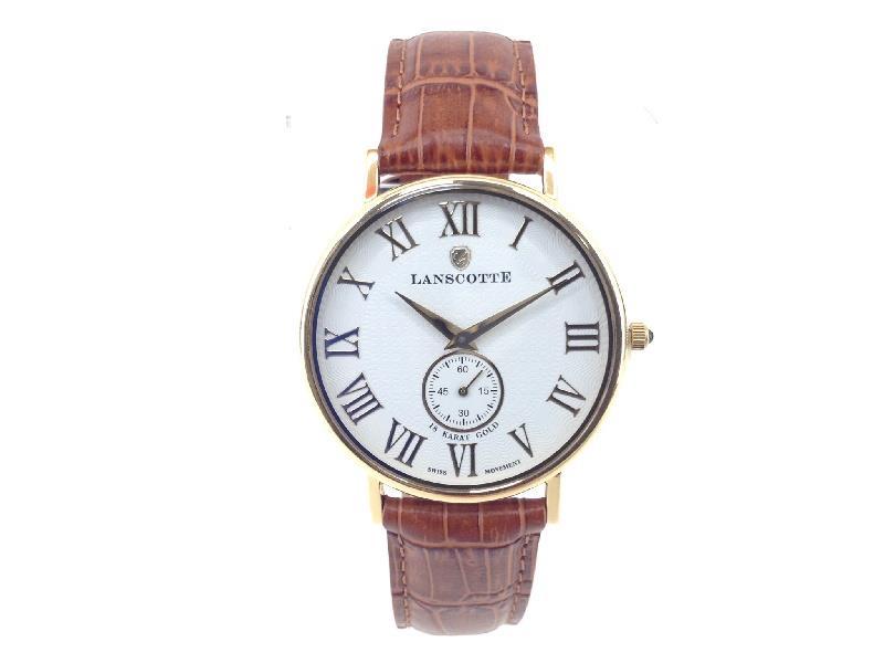 Reloj De Oro Lanscotte 316L