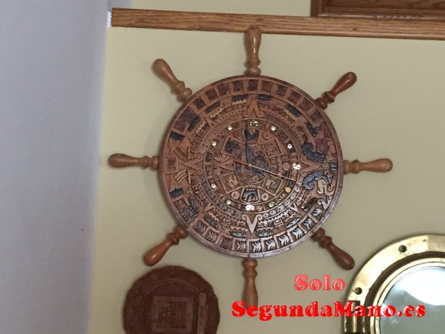 Reloj Mexicano, Cultura Maya (8a)