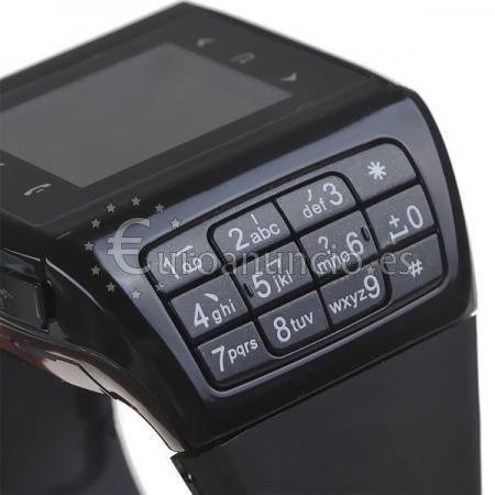 Reloj Telefono Movil de Pulsera GSM Libre Operador Nuevo