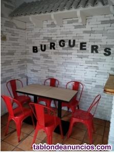 Rentable hamburgueseria bar en alicante