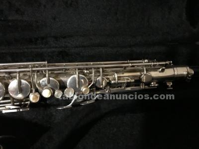 Saxofón tenor la fleur