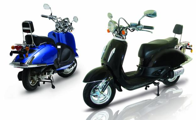 Scooters Cooltra 50cc de 2ª mano por tan sólo 399 -