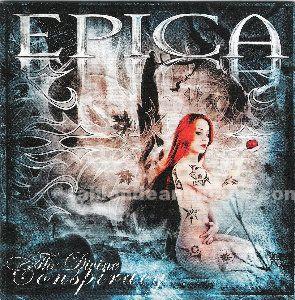 Se vende cd del grupo de rock epica