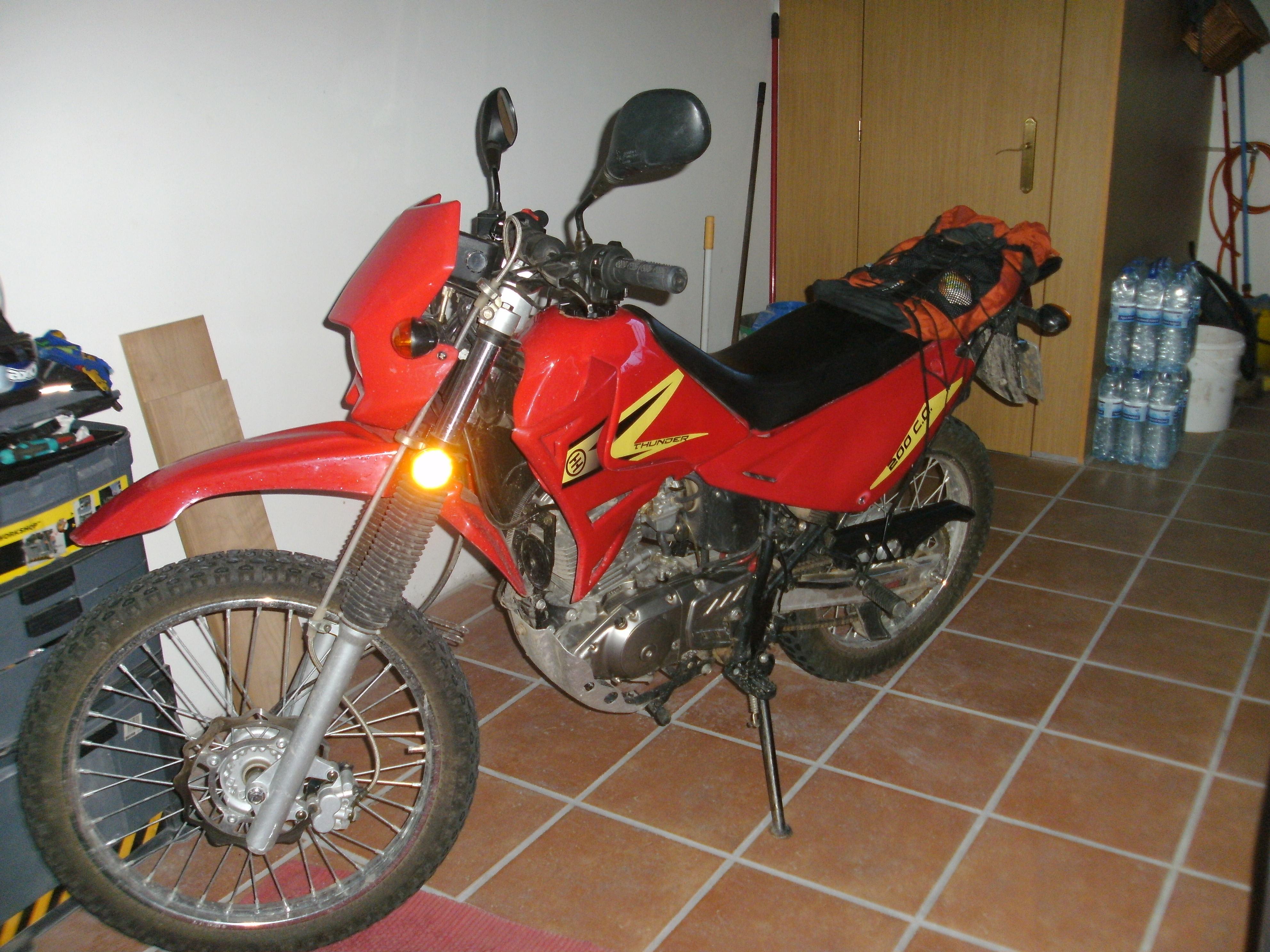 Se vende moto - La Rioja