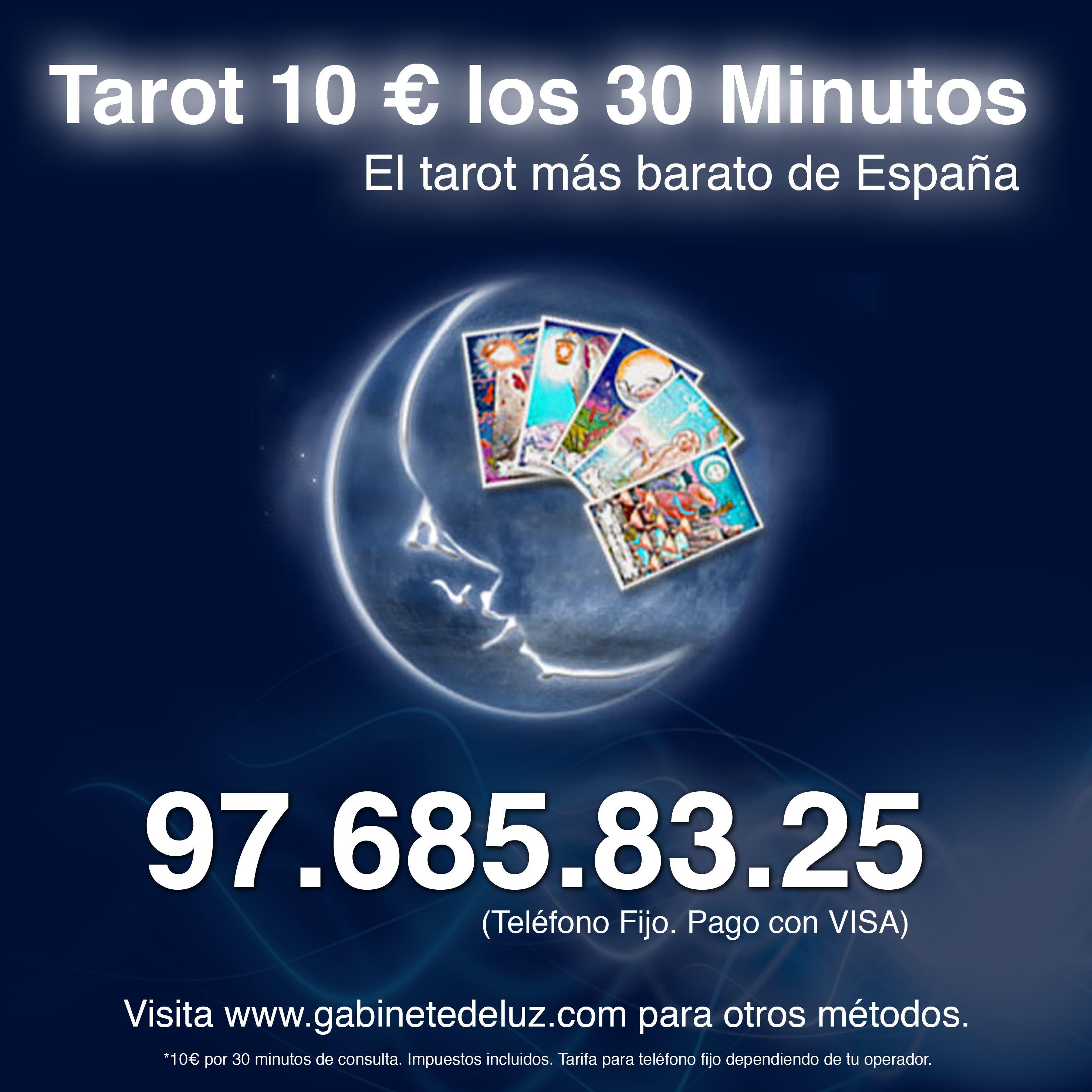TAROT DE MARÍA.  MINUTOS. VISA. - Asturias