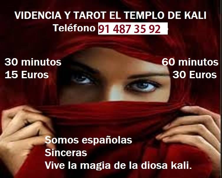 TAROT TEMPLO DE KALY - Madrid