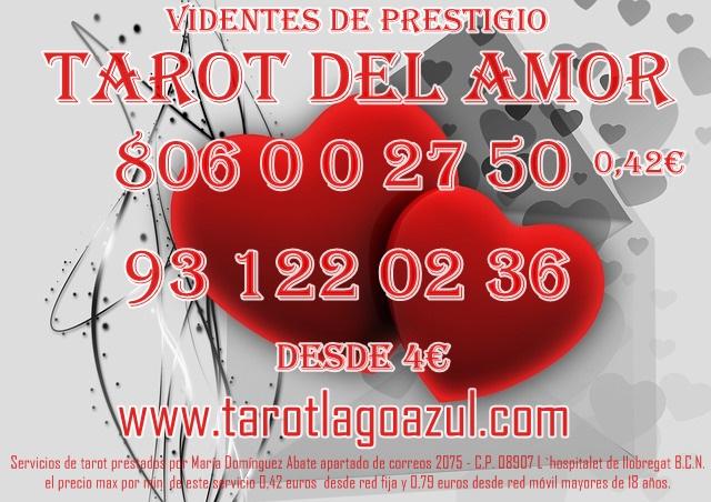 TAROT VISA ECONOMICA 4€, VIDENTES ECONOMICOS - Barcelona