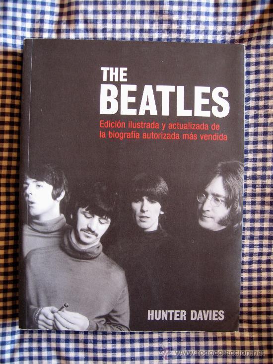 THE BEATLES HUNTER DAVIES,  paginas