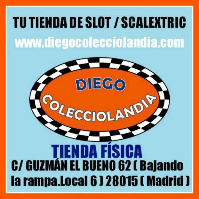 TIENDA SCALEXTRIC / SLOT EN MADRID (DIEGO COLECCIOLANDIA)