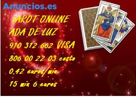 Tarot Ada De Luz  Visa