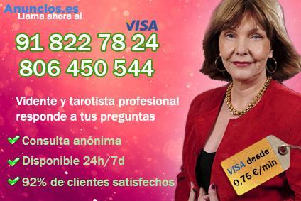 Tarot Bueno Y De Confianza. Visa