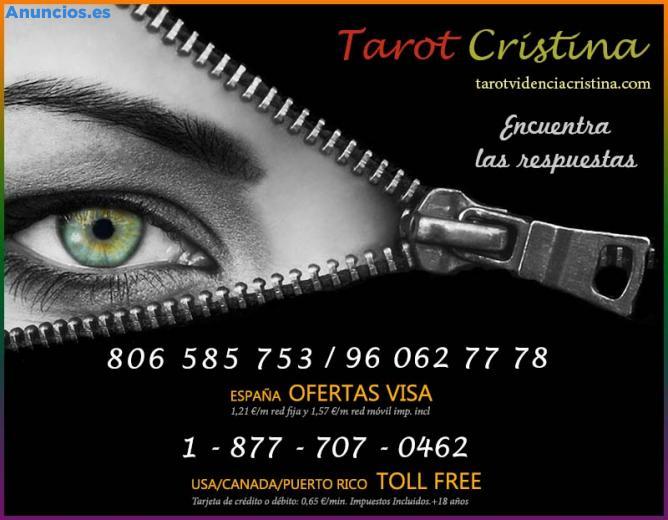 Tarot Directo, Claro Y RáPido. Visa