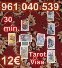 Tarot Economico Visa 12€. - Badajoz