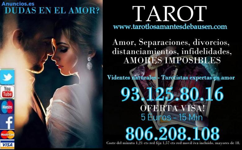 Tarot Lider En Consultas De Amor Promocion 5€/15Minutos