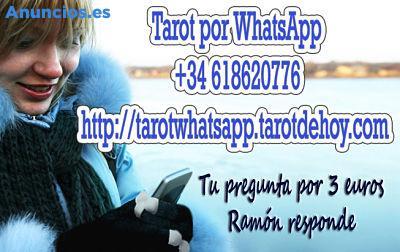 Tarot Por WhatsApp 3 Euros