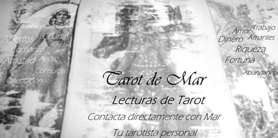 Tarot de Mar, tu tarotista personal - Barcelona