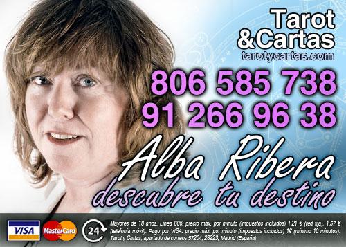 Tarot del Amor Madrid. Vidente especialista. Alba Ribera. -