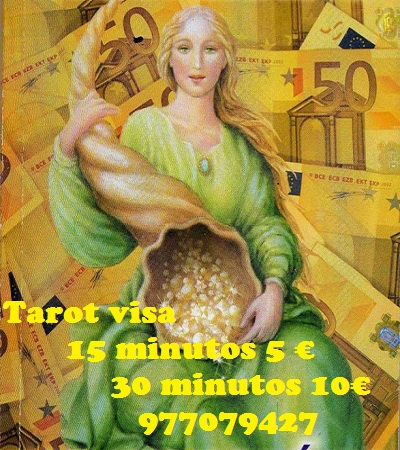 Tarot visa económica sin gabinete 5 15 minutos - Tarragona