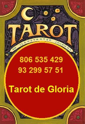 Tarot y videncia de Gloria. Tarot rápido y efectivo
