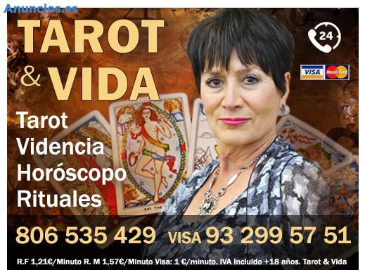 Tarotista Y Vidente Buena Y Certera