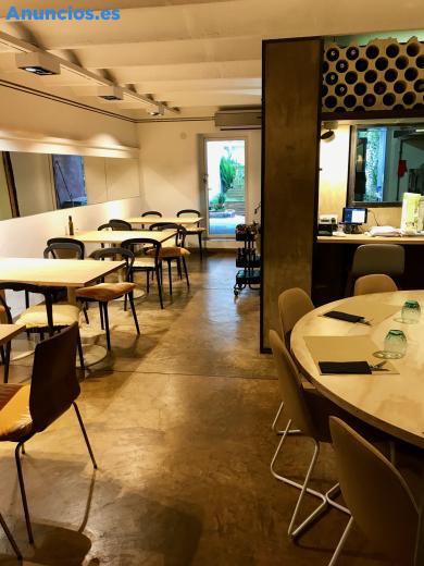 Traspaso Restaurante Barcelona En Barrio De Poble Sec