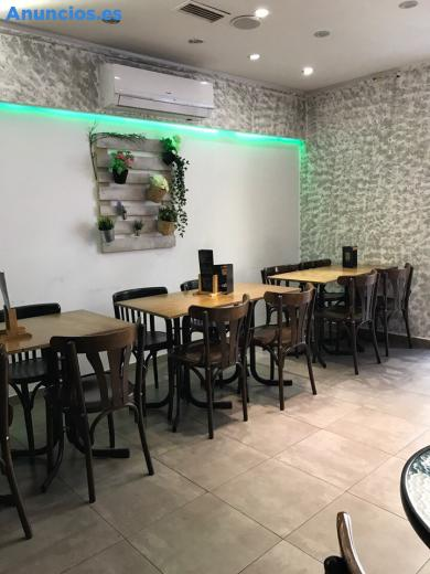 Traspaso Restaurante LC3 Centro Barcelona