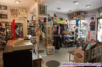 Traspaso tienda de ropa y complementos