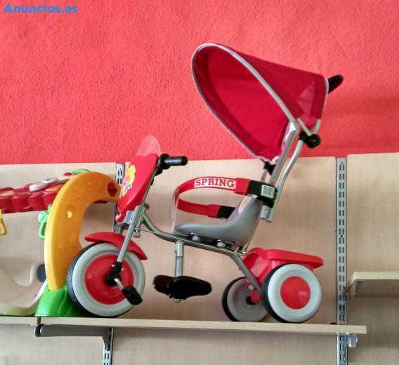 Triciclo De La Marca Chipolino, Nuevo Sin Estrenar