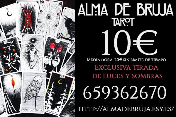 Un Tarot Personal, sin gabinetes - Alma de Bruja - Madrid