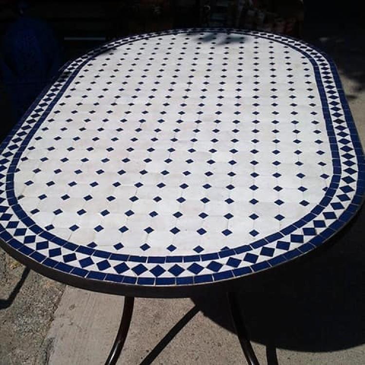 Vendo Mesas de mosaico 3 Culturas