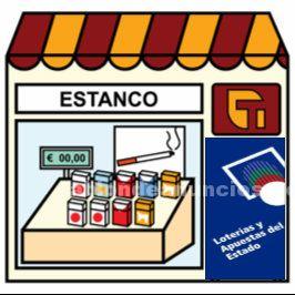 Vendo administracion de loterias y estancos