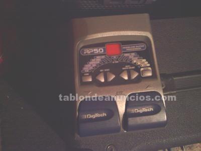 Vendo amplificadores y pedales de guitarra