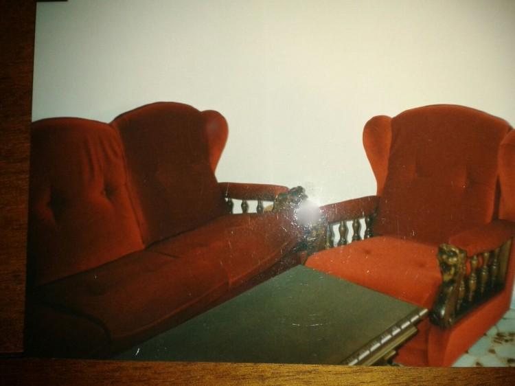 Vendo muebles de salón estilo español
