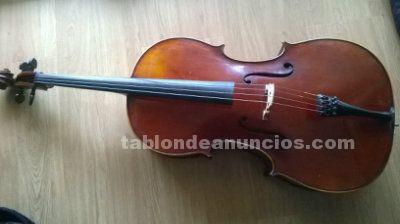 Vendo violonchelo heinrich gill 304 de  y funda nueva
