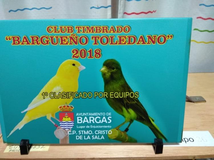Venta canarios timbrado español