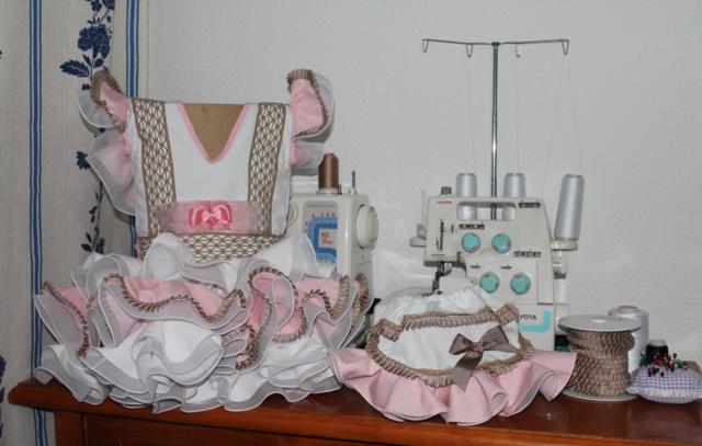 Venta de Trajes de Flamenca Para Niñas Y Bebes