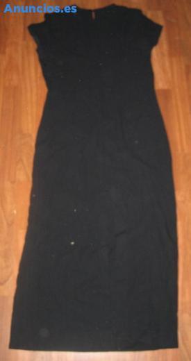 Vestido Negro De Fiesta Para Chica