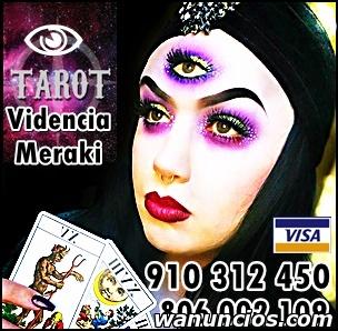Videncia Pura y Tarot telefónico visa las 24 horas 9€
