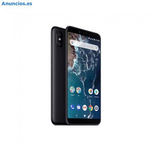 Xiaomi Mi A2 4GB/64GB 4G Dual Sim Negro Libre