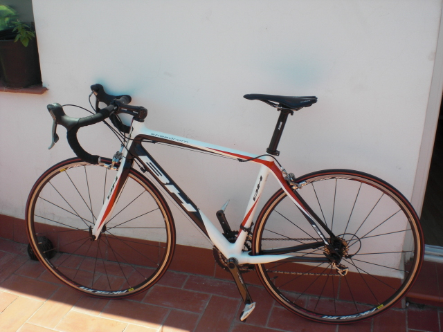 bicicleta Bh speedrom 7.0 version 105 - Barcelona