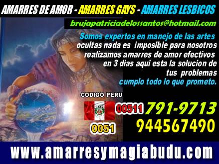 brujos expertos en recuperar amores - Madrid