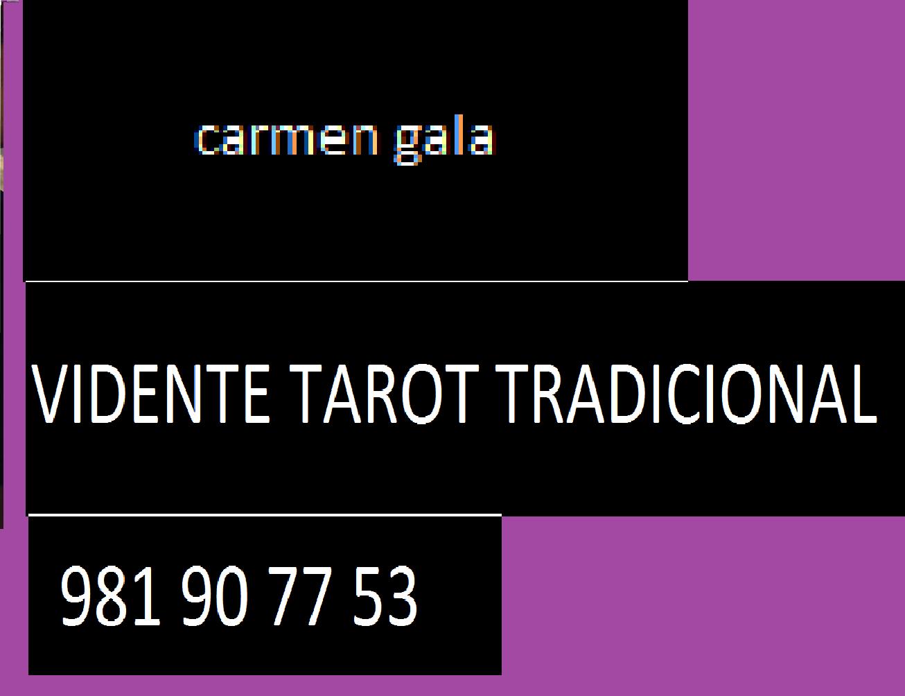 el tarot tradicional de carmen gala - Madrid