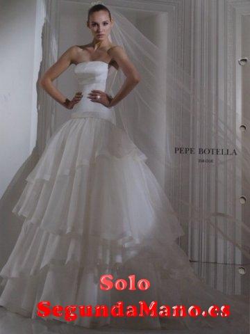 liquidación de vestidos de novia nuevos a estrenar