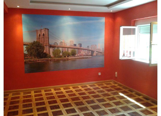 pintor economico:tarima,parquet, pintamos su piso desde