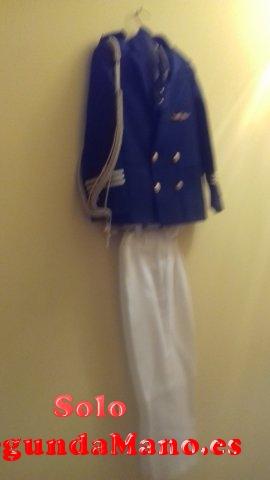 traje comunion niño de ALMIRANTE