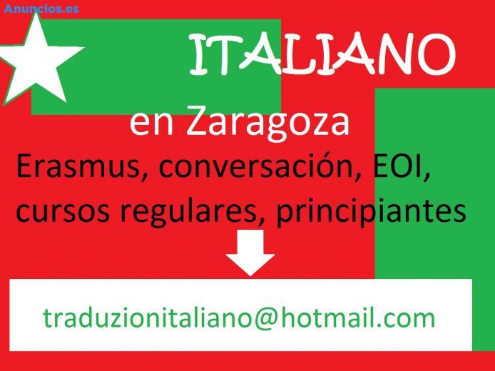 CLASES ITALIANO PERSONALIZADAS / TRADUCCIONES
