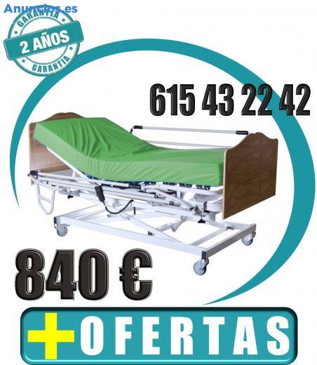 Cama Articulada EléCtrica De Hospitales