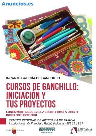 Clases De Ganchillo En Murcia
