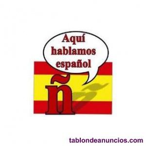 Clases de español por skype