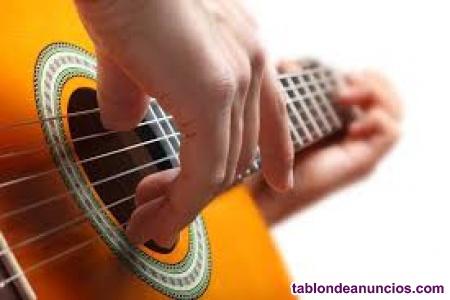 Clases de guitarra clasica - popular - ukelele -teoria
